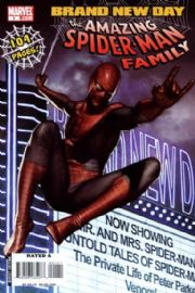 Amazing Spiderman Family Comics